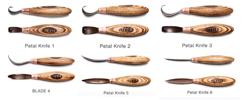 Sherrill Petal Tools