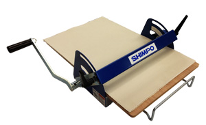 Shimpo Mini Slab Roller SRM-1624
