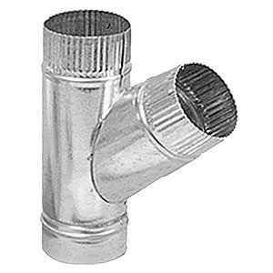 3 inch Y Duct Connector