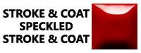 Stroke & Coat Speckled