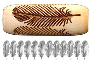 Socwell SD2218 Bird Feathers