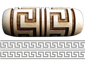 Socwell SD2235 Double Greek Key