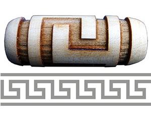 Socwell SD2239 Greek Key