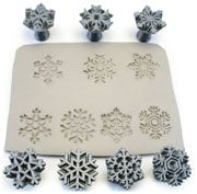 Snowflakes 1.2in