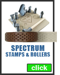 Spectrum Stamps and Rollers
