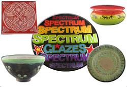 Spectrum Glaze