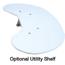 Speedball Clay Boss Optional Utility Shelf