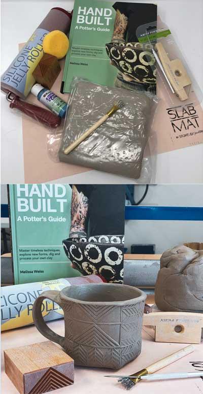 Start Handbuilding Today Project Box