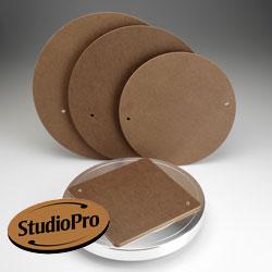 Studio Pro 1/4 Inch Hardboard Masonite Bats