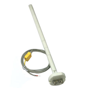 10 Inch Type K TC TCK-3 Thermocouple