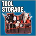 Pottery Tool Storage