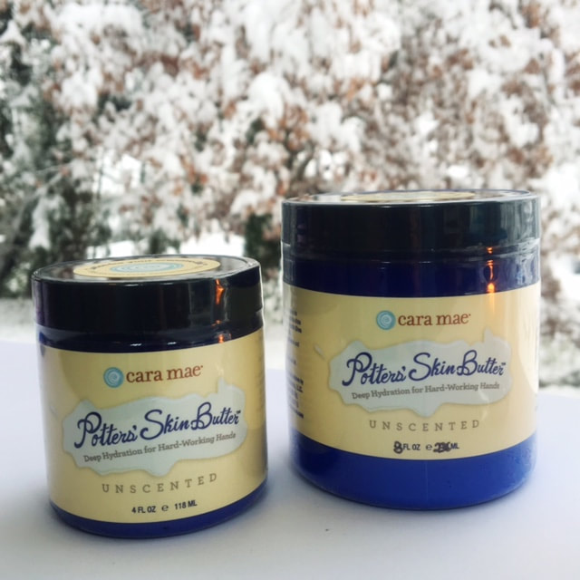 Potters Butter Unscented Sensitive Skin