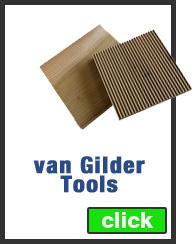 van Gilder Pottery Tools