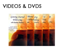 Pottery Videos & DVDs