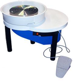 Shimpo VL Lite Pottery Wheel Package