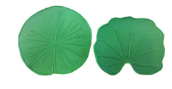 Water Lily Pads - 4.5 inch - 5 inch