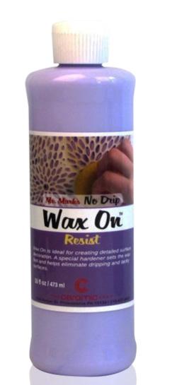 Wax On Resist
