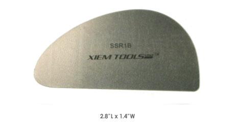 Xiem Stainless Steel Rib SSR1B
