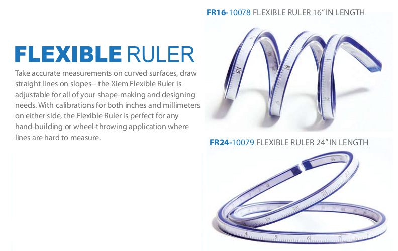 Xiem Flexible Rulers