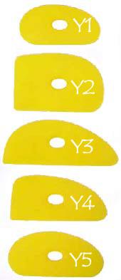Yellow-Soft tools