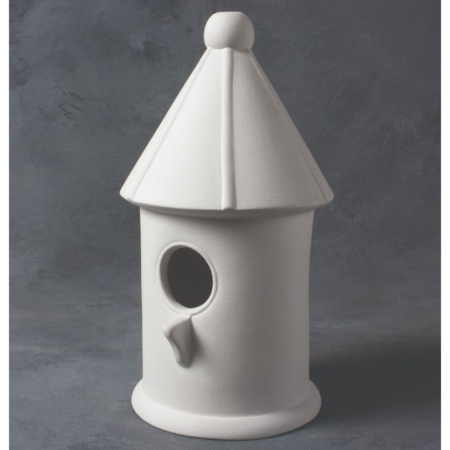 Mayco Mold CD1290 8 inch Birdhouse