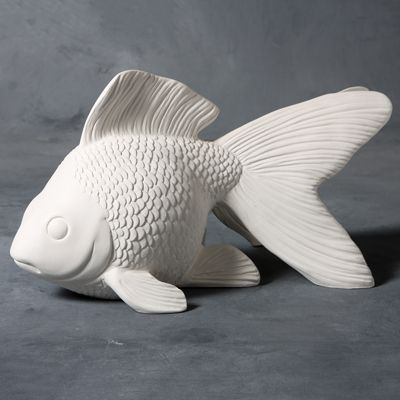Mayco Mold CD1424 Fancy Goldfish