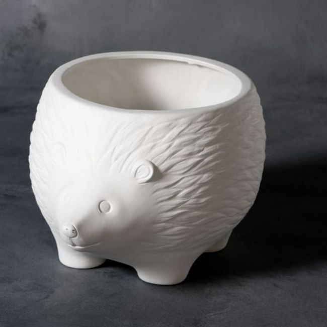 Mayco Mold CD1489 Hedgehog Planter