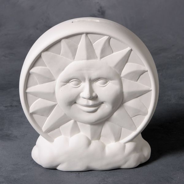 Mayco Mold CD531 Sun and Moon Bank