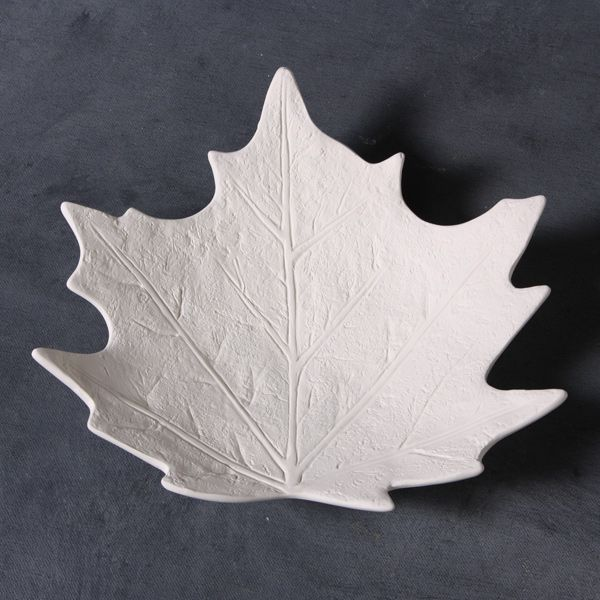 Mayco Mold CD806 Maple Leaf Dish